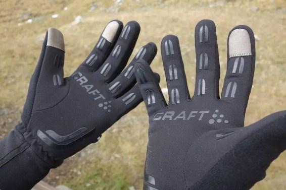 craft hybrid weather gloves 03