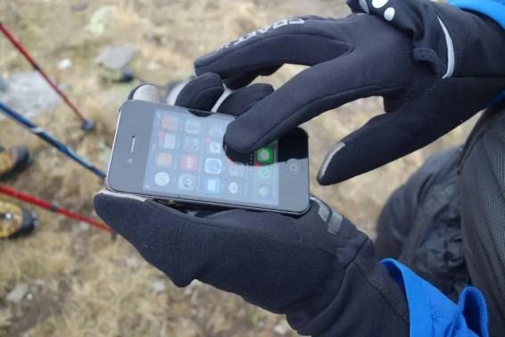 craft hybrid weather gloves 06