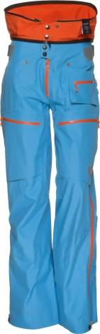 Norrøna lofoten GTX Pants electric blue women