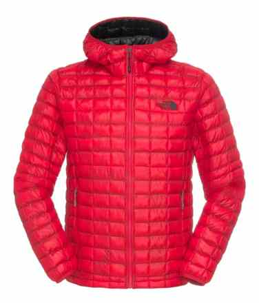 TNF Mens Thermoball Hoodie _ TNF Red
