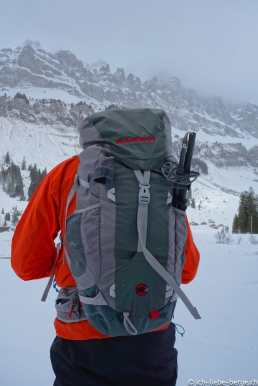 Mammut Spindrift Light 11