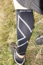 2XU Calf Sleeves 1