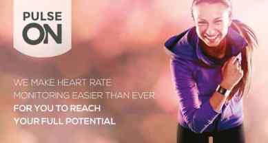 PulseOn - the Wearable Heart Rate Monitor that Goes Beyond Tracking
