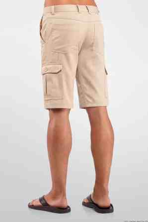 Icebreaker_M_FW14_SH_First_Layers_Mens_Rover_Shorts_Straw_Model_101053L92_2