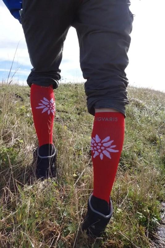 Sigvaris Mountain Socks 2