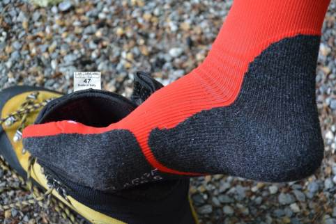 Sigvaris Mountain Socks rot_04