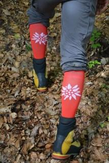 Sigvaris Mountain Socks rot_05