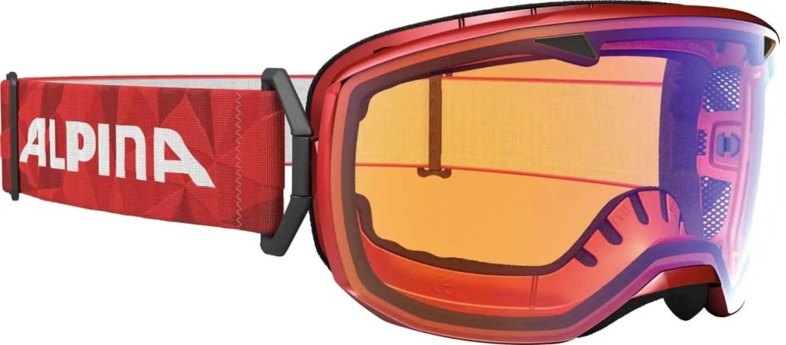 Alpina Big Horn QLH red