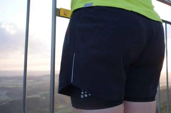 Craft Performance Run Fast Shorts 2-In-1 W Laufhose 05