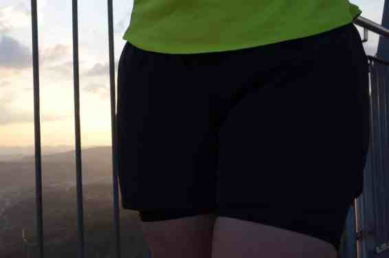 Craft Performance Run Fast Shorts 2-In-1 W Laufhose 06