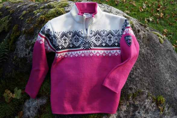Dale of Norway Kids St. Moritz Sweater (1)