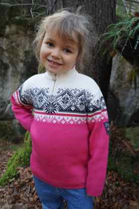 Dale of Norway Kids St. Moritz Sweater (7)