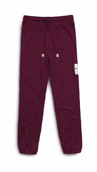 M1103-Men's Lazy Pants heather grey-HiRes2 - dark red