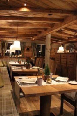 Sonnenhof, Restaurant