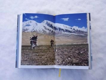 Bilder guter Qualität in der Mitte des Buches