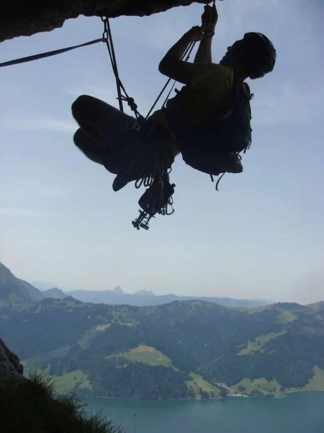 12 Klettern Bockmattli