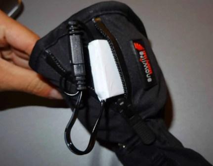 Snowlife Heat GTX Liion Glove 03