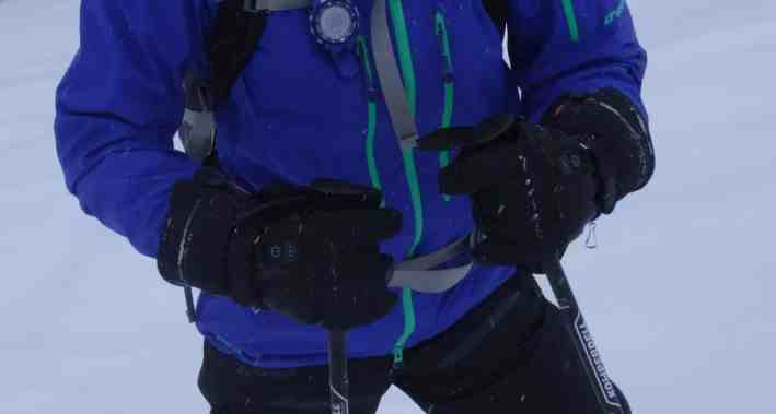 Snowlife Heat GTX Liion Glove 05