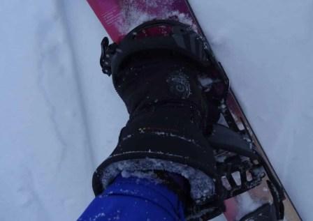 Snowlife Heat GTX Liion Glove 06