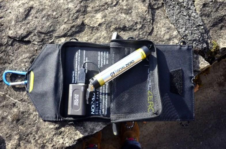 Goal Zero Switch 8 Solar Kit 2