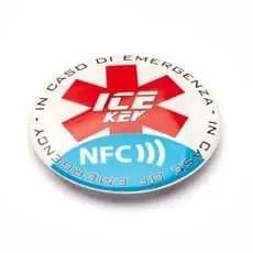 Ice-Key Tag speichert alle persönlichen und medizinischen Daten