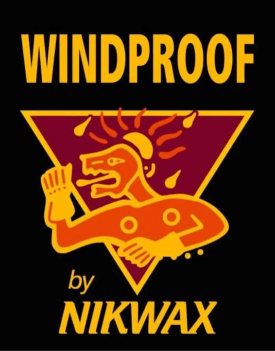 Nikwax Windproof Logo
