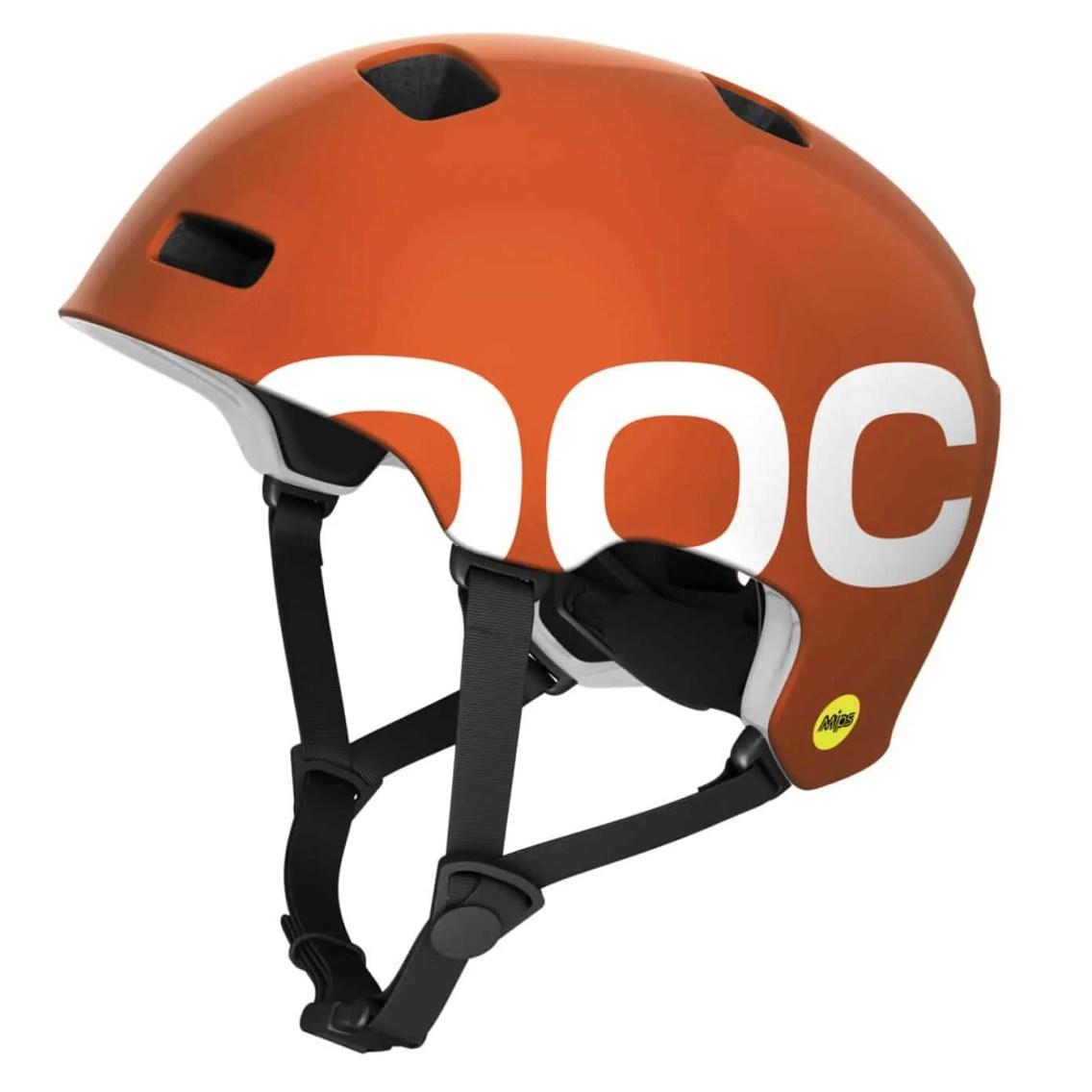 POC Crane MIPS Iron Orange2