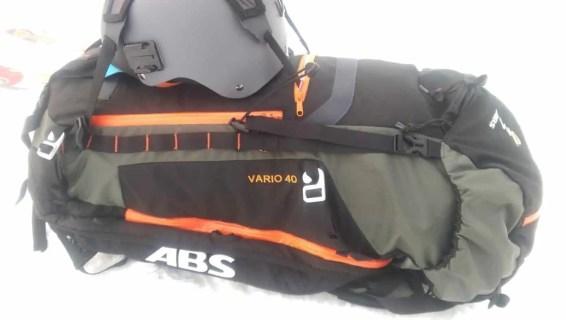 Vario Base Unit 40l ABS 1