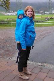 mamalila Allwetterjacke Rain 1