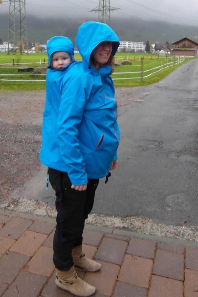 mamalila Allwetterjacke Rain 2