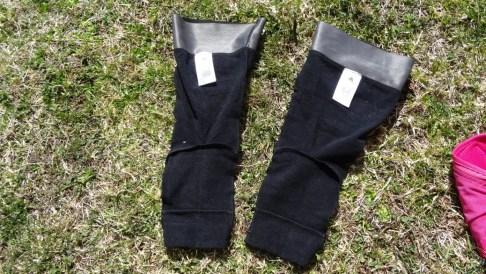 adidas Infinity warm arm knee 12
