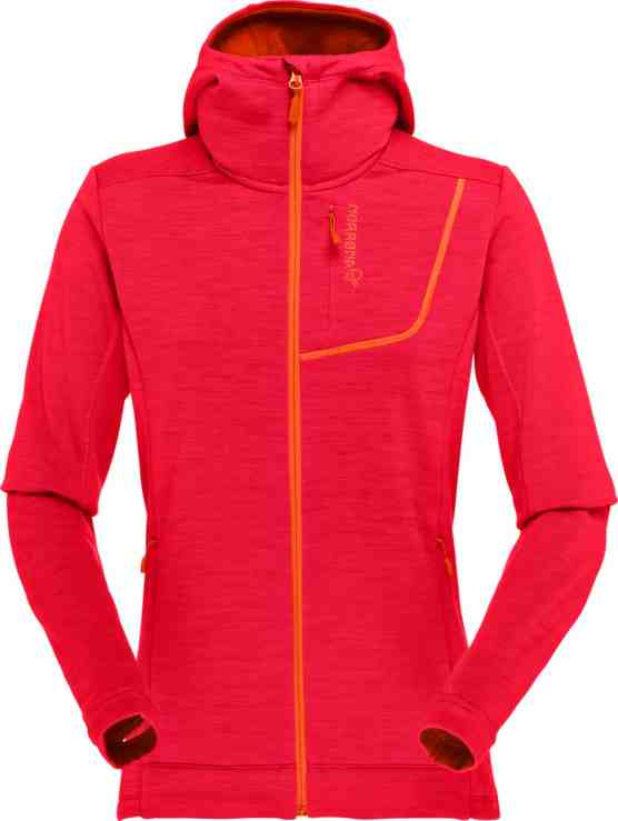 Norrona_bitihorn_Powestretch_ZipHood_W_rebelred