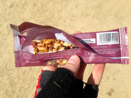 Test foodloose Riegel 12