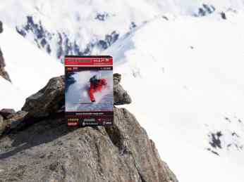 Outdoor Media Shop Freeride Map Andermatt