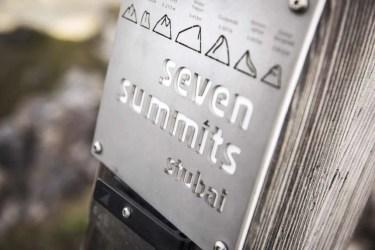 STUBAITAL SOMMER - SEVEN SUMMITS