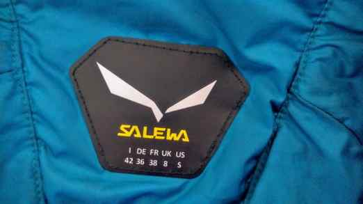 Salewa Ortler Hybrid PrimaLoft W Jacket25