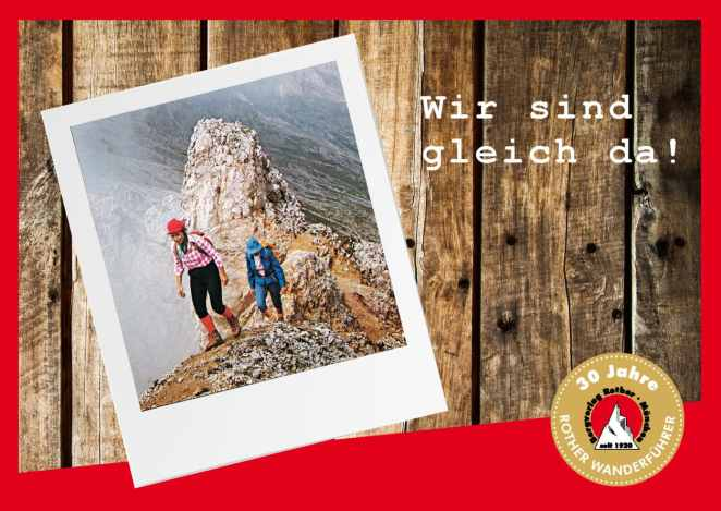 #Wanderglück-Postkarte2 _Bergverlag-Rother
