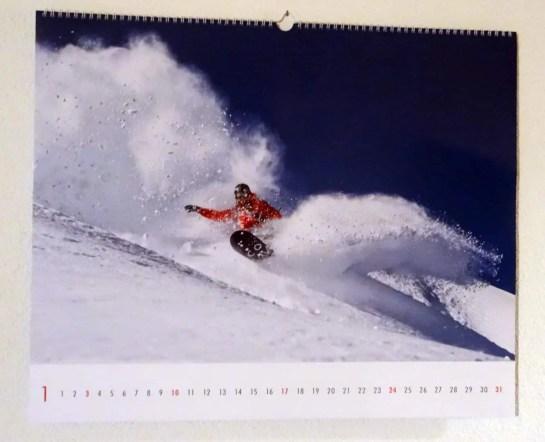 Kalender Snow 2016 02