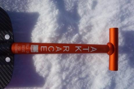 ATK Race Carbon Shovel 14