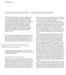 Passbilder - Landschaften der Alpenpässe 5