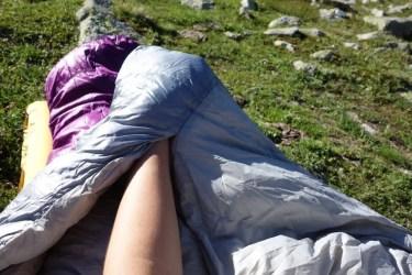 Sierra Designs Backcountry Bed 800 3 Season 16