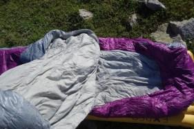 Sierra Designs Backcountry Bed 800 3 Season 6
