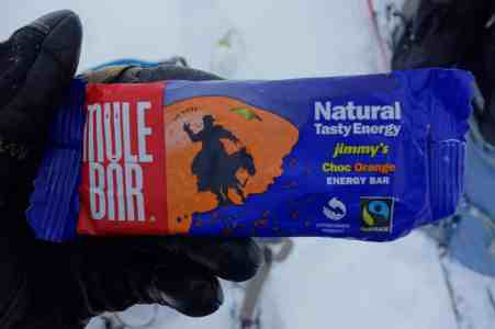 Test MuleBar Energy Bar 9