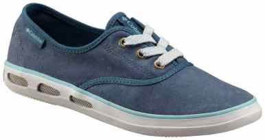 COLUMBIA VULC N VENT LACE CANVAS BL2629
