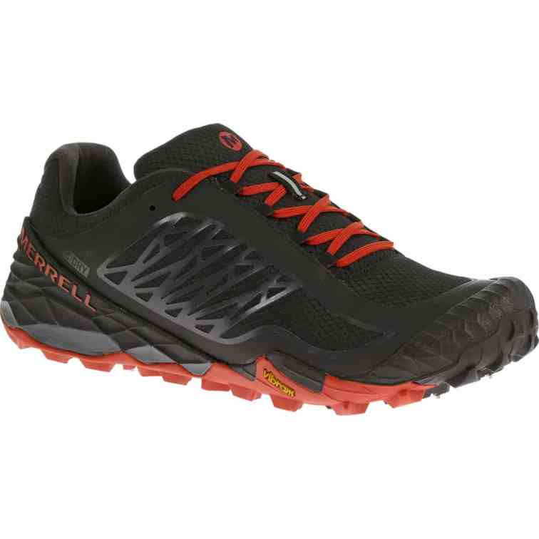 Merrell Ms AllOut Terra Ice black 160 EUR