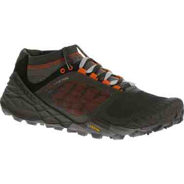 Merrell Ms AllOut Terra Trail black 125 EUR