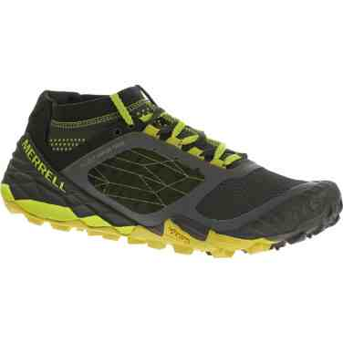 Merrell Ms AllOut Terra Trail yellow 125 EUR