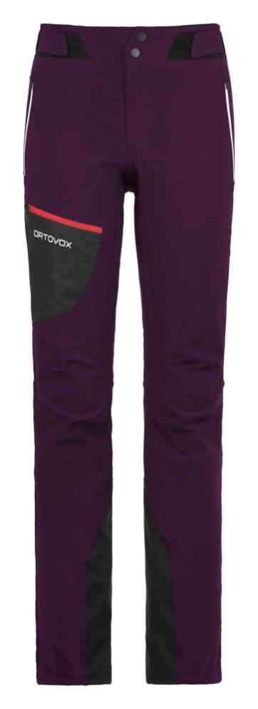 Ortovox MERINO-SHIELD-SHELL-PANTS-PIZ-BADILE-W-60057-aubergine-MidRes10