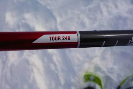 Black Diamond QuickDraw Tour Probe 240 14
