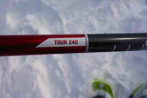 Black Diamond QuickDraw Tour Probe 240 14